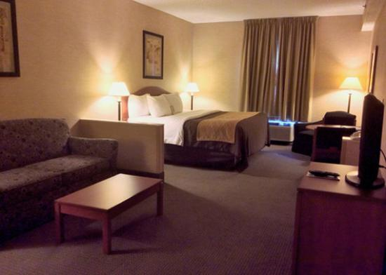 Comfort Inn & Suites Benton: room
