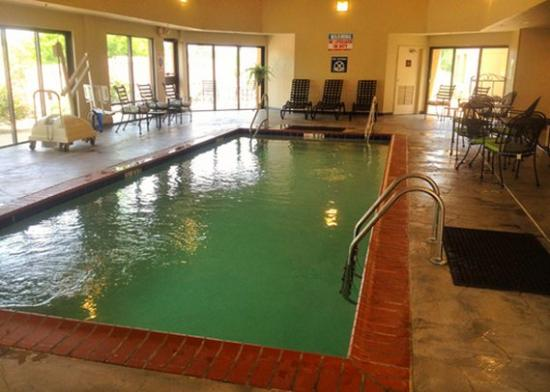 Quality Inn and Suites Benton – Draffenville: pool