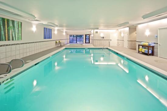 Holiday Inn Express Puyallup Tacoma Area Wa Motel Reviews Tripadvisor