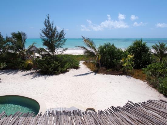 Zanzibar White Sand Luxury Villas Spa Relais Caux View From Rooftop