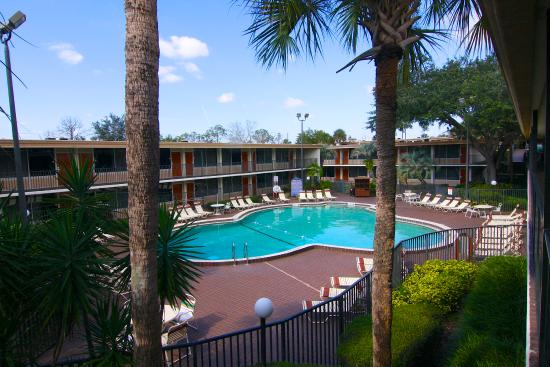 Ramada by Wyndham Kissimmee Gateway: Swimming Pool