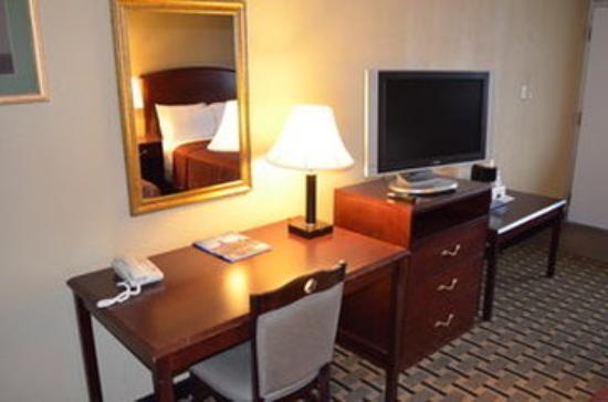 Rivertown Inn & Suites Downtown Detroit : Rsz Tv Area