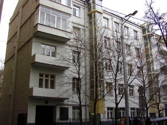 V. Meyerkhold's Apartment Museum