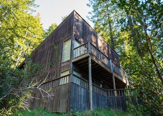 Sea Ranch Lodge: Sea Trees Exterior