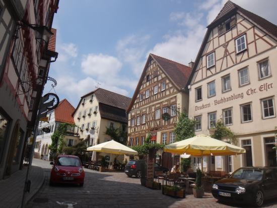 Bad Wimpfen, Germania: Пикассо