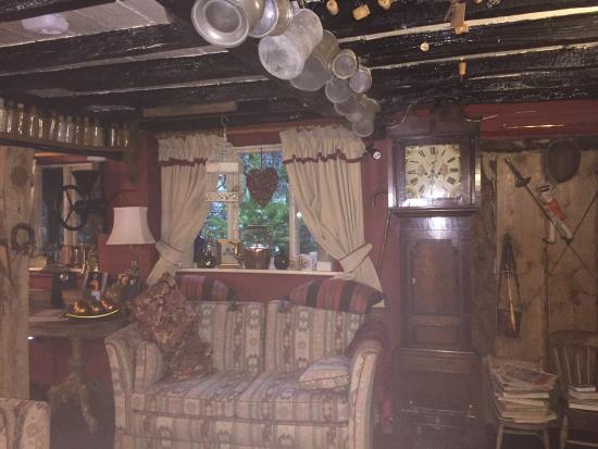 Wizards Thatch at Alderley Edge: View of Downstairs room 5