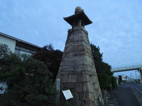 洲崎の高燈籠