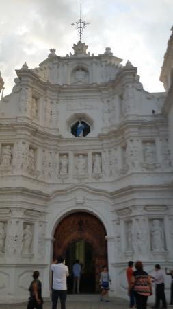 Ciudad Vieja, กัวเตมาลา: Church