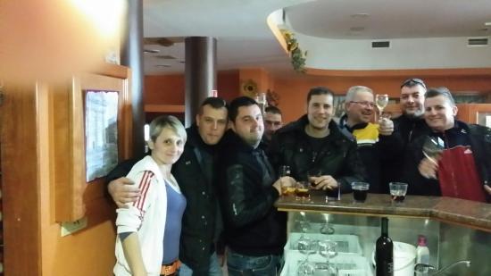 Visnjan, Croacia: Al Ritrovo