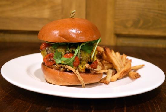 Wolfeboro, Νιού Χάμσαϊρ: Burger