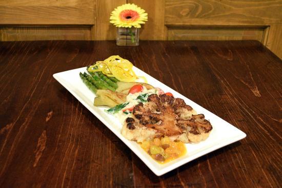 Wolfeboro, Νιού Χάμσαϊρ: Cauliflower 'Steak'
