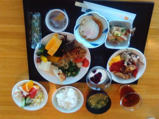 Togitsu-cho, Япония: 本日の朝食