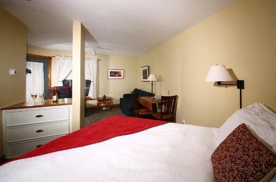 Port Stanley, Καναδάς: guest room