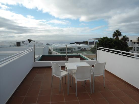 View Of Balcony 527 Picture Of Gloria Izaro Club Hotel Lanzarote Tripadvisor