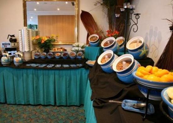 Comfort Inn Blue Lagoon: Restaurant