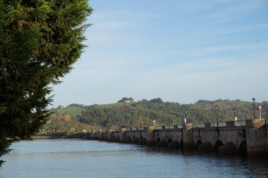 El Puente De La Maza Picture Of San Vicente De La Barquera Cantabria Tripadvisor