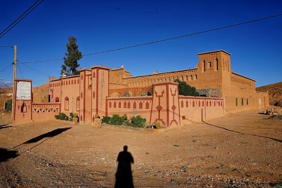 Auberge Kasbah Tifaoute