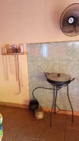 Terra Iguazu Apart Hotel: Espadines, Disco de Arado