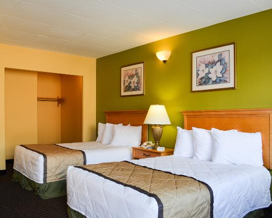 Rodeway Inn: Guest Room