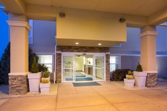 Abilene, KS: Entrance