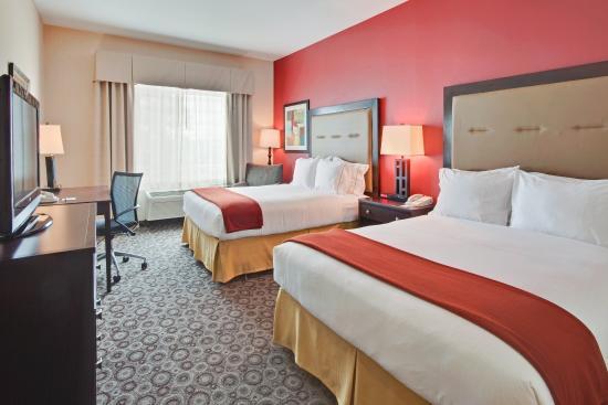 Banning, Kaliforniya: Double Bed Guest Room