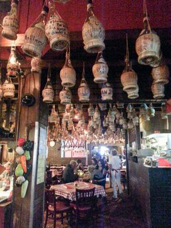 Filippi's Pizza Grotto Little Italy: Chanti Grotto