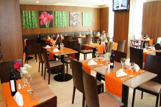 Wyndham Garden Panama City: Restaurant