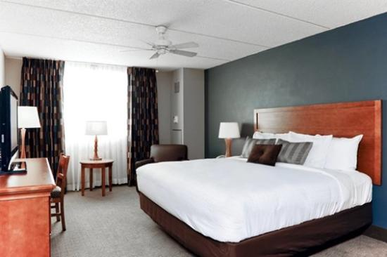 Isle of Capri Casino Hotel Lake Charles: King Inn