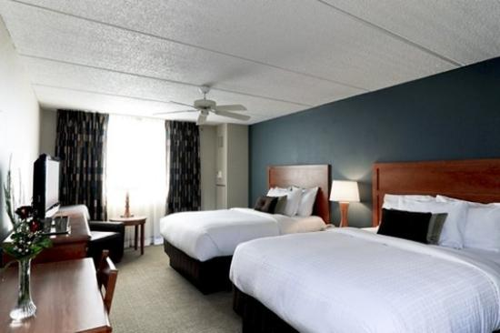 Isle of Capri Casino Hotel Lake Charles: Queen Inn