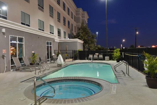 Holiday Inn Hotel Suites San Antonio Northwest Pool Area