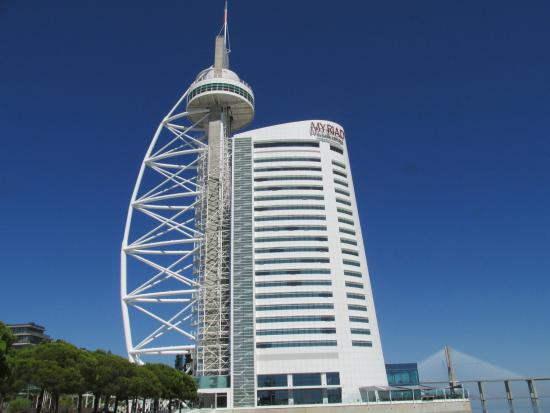 ‪Vasco da Gama Tower‬