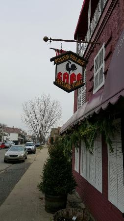 Hamtramck, Мичиган: Wonderful food. Service was outstanding.  The wait was about 25 minutes.