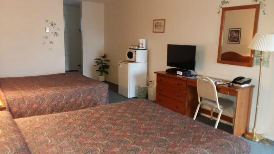 Chase, Kanada: Standard room with 2 Queenbed