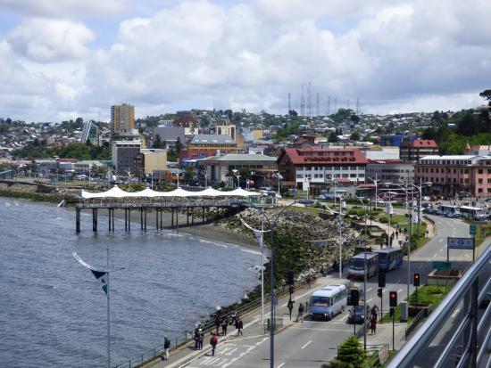 Vista Desde La Terraza Del Mall Paseo Costanera Picture Of