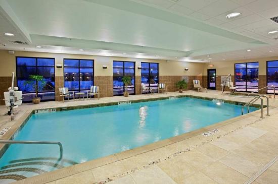 Brockport, Нью-Йорк: Indoor Pool