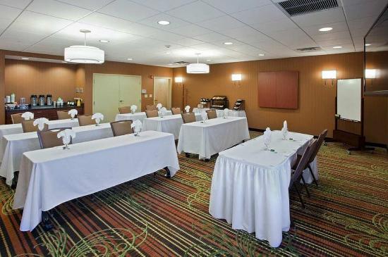 Brockport, Нью-Йорк: Meeting Room
