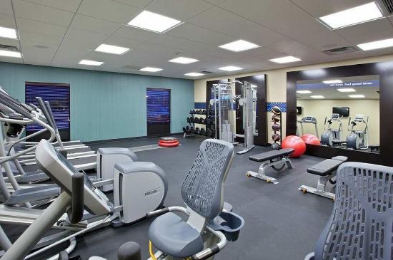 Brockport, NY: Fitness Center