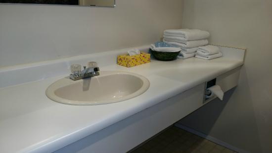 Chase, Canadá: Bathroom