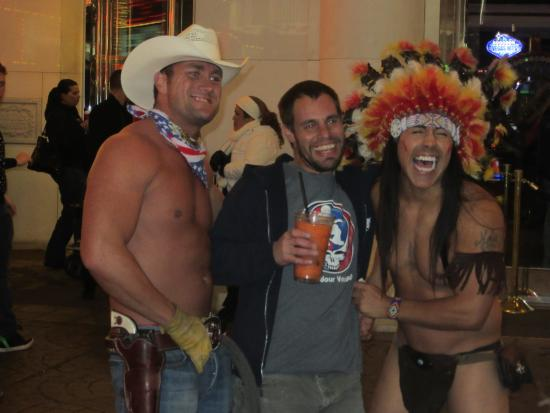 sky riders picture of fremont street experience las
