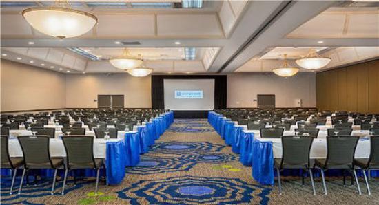 Wyndham San Diego Bayside: Meeting Room