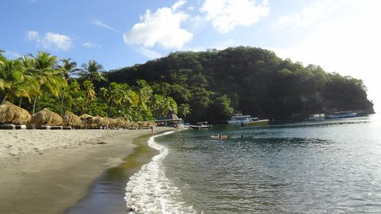 Anse Chastanet Beach And Reef Chastenet