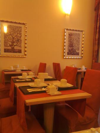 Hotel Caravaggio: Sala Colazioni
