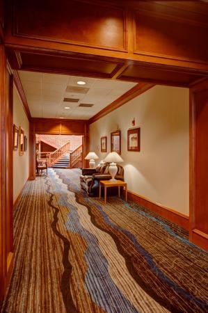 Price, UT: Interior hallway