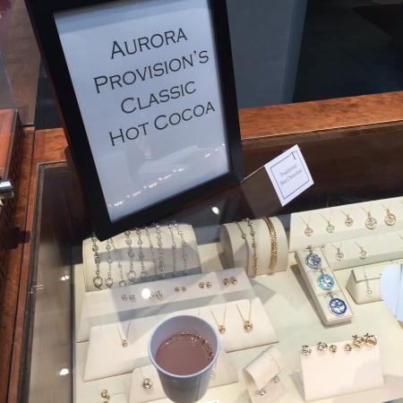 Aurora Provisions: Hot chocolate