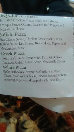 Pizza and Gyro