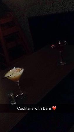 Evening cocktails ❤️��