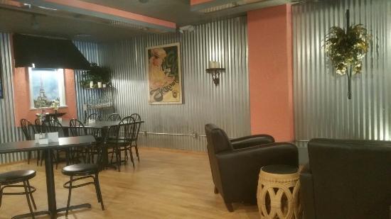 Edinboro, Pensilvania: La Grille