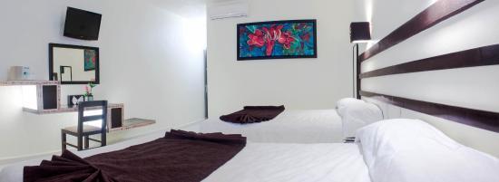 Hotel Nututun Palenque: HABITACIÓN ESTÁNDAR PLUS