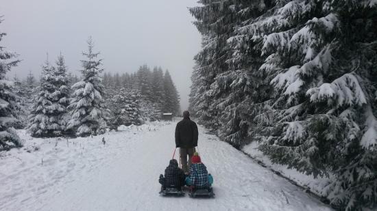 Thalfang, Alemania: Erbeskopf