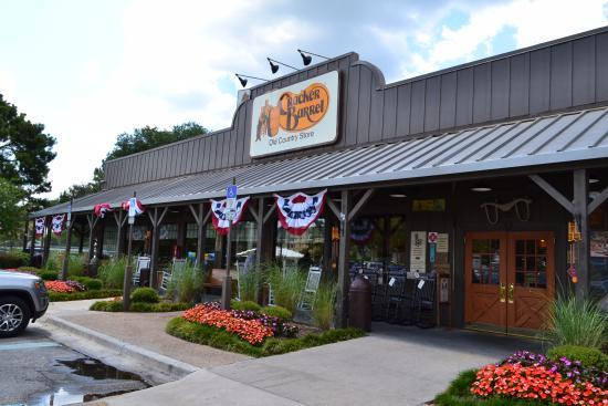Cracker Barrel: Внешний вид ресторана